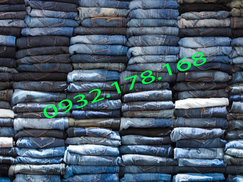 Vải jean cotton L1611